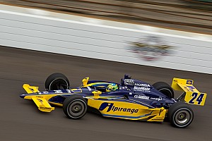 Dreyer & Reinbold Racing Indy 500 Carb Day Report