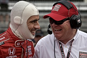Honda Partners With Chip Ganassi Racing For 2012
