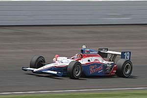 Dale Coyne Racing Indy 500 Race Report