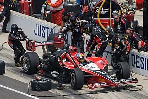 Dreyer & Reinbold Racing Indy 500 Race Report