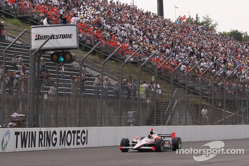 IndyCar To Run Road Course At Motegi
