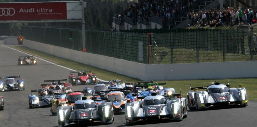 Audi Aims For Number Ten At Le Mans 24 Hours
