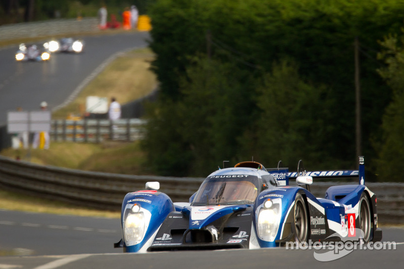 ACO Le Mans 24 Hours Wednesday Report