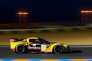 Larbre Competition Le Mans Final Qualifying Report
