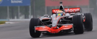 Lewis Hamilton And Tony Stewart Swap Cars At Watkins Glen