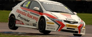 BTCC Reaches Halfway Stage At Croft