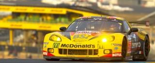 Larbre Competition Le Mans 24H Race Report