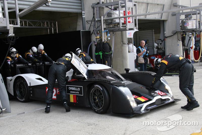 Kronos Racing-Marc VDS Excited About Le Mans Event
