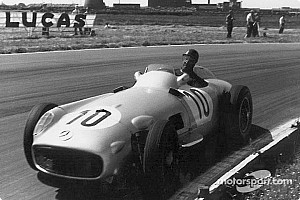 Schumacher Pays Tribute As Fangio Turns 100