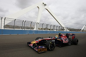 Alguersuari 'Shuts Mouths' With Improved Form
