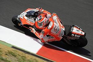 Ducati Italian GP Friday Practice Report