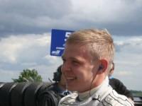 Magnussen Earns British F3's Race 1 At Nurburgring
