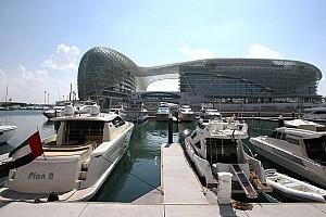 Abu Dhabi Delays F1 Layout Tweak Until 2012