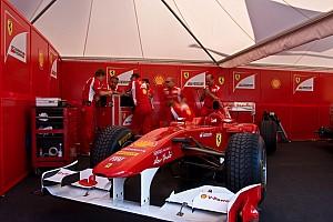 Ferrari Goodwood FoS Guest Driver Report