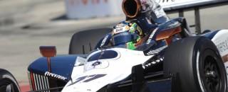 Alex Tagliani Prepared For IndyCar Event In Toronto