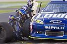 Chevy Teams Kentucky 400 Race Notes, Quotes