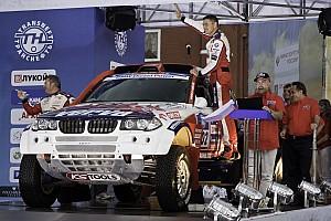 BMW X-raid Dakar Series Silk Way Rally Day 1 Report