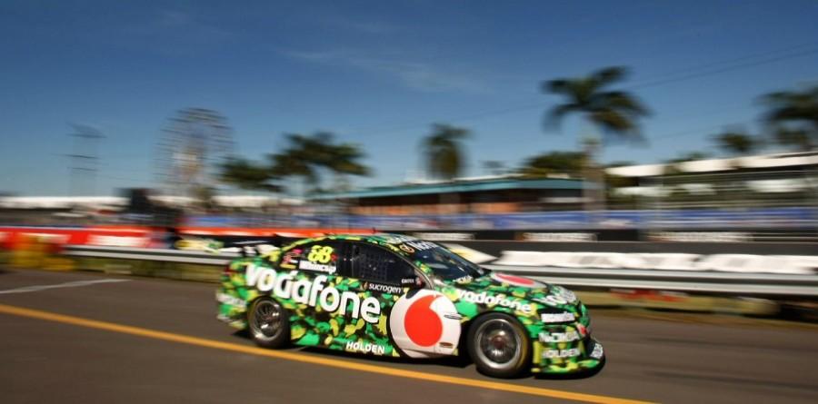 Australian V8 Supercars Townsville 400 Race 2 Report