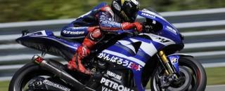 Yamaha's MotoGP Friday German GP Report