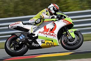 Pramac Racing German GP Race Report