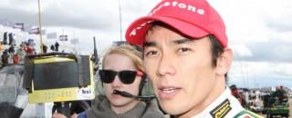 Takuma Sato Powers To Edmonton IndyCar Pole