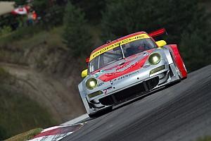Porsche Motorsport Mosport Qualifying Report