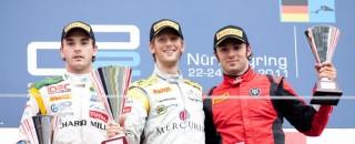 GP2 Nurburgring Sprint Race Press Conference