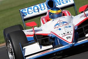 Dale Coyne Racing Edmonton Race Report