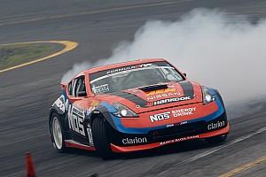 Hankook's Washington Event Formula Drift Summary