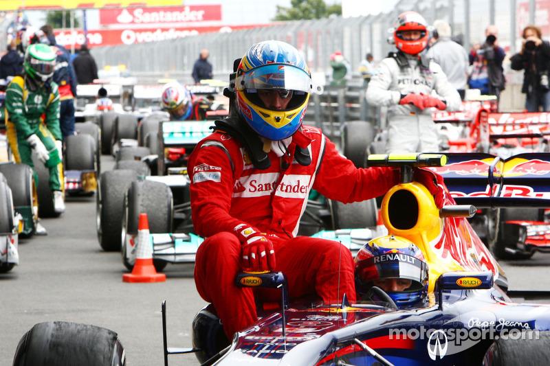 FIA Ignored Webber/Alonso Rule Breach