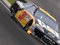 NASCAR's Jeff Burton Indianapolis Friday Media Visit