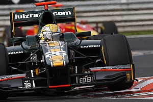 GP2 Series Budpest Qualifying Report