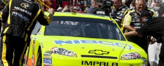 RCR's Paul Menard NASCAR Cup Race At Indianapolis Report
