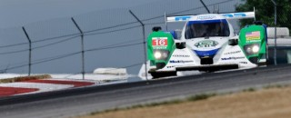 Dyson Racing Pleased With ALMS Pole At Mid-Ohio