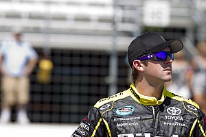 Michael Annett prepared for Watkins Glen
