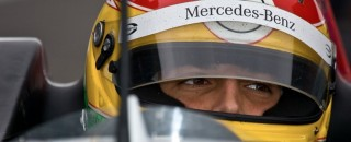 Merhi dominates GP Masters at Zandvoort qualifying