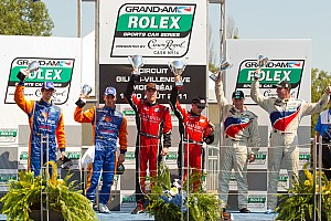 Series Montreal race report