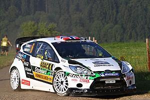 M-Sport Stobart Rally Deutschland summary