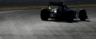 Tom Cruise turns laps in Red Bull Team F1 car