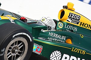 KV Racing – Lotus heads to Infineon in Sonoma