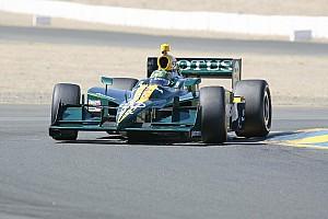 KV Racing – Lotus Sonoma qualifying report