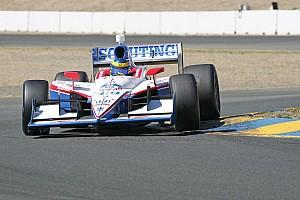 Dale Coyne Racing Sonoma qualifying report