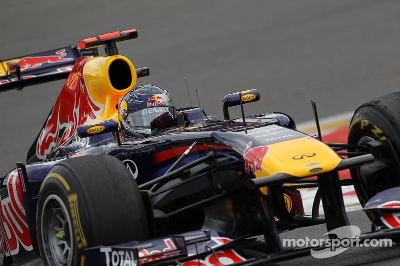 Vettel title took 'brutal lunge' at Spa - de la Rosa