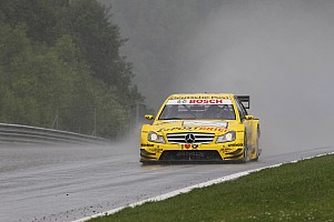 Gary Paffett best-placed Mercedes driver at his home race in Brands Hatch