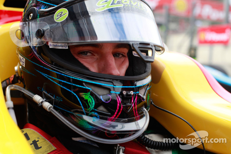 Racing Engineering travels to Monza