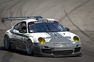Magnus Racing looking for points at Mid-Ohio