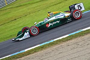 KV Racing – Lotus Motegi race report