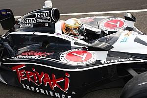 Dale Coyne Racing Motegi race report