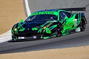 Guy Cosmo Laguna Seca race report