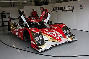 REBELLION Racing ready for Estoril
